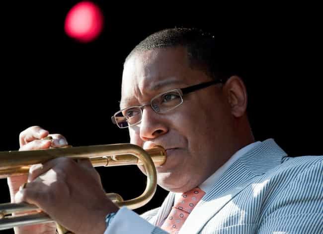Wynton Marsalis is listed (or ranked) 4 on the list Famous Male Trumpeters