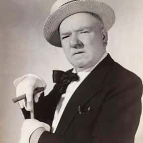 W. C. Fields is listed (or ranked) 12 on the list Full Cast of 100 Years Of Comedy Actors/Actresses
