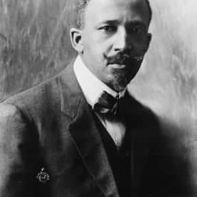 W.E.B. Du Bois is listed (or ranked) 20 on the list List of Famous Editors