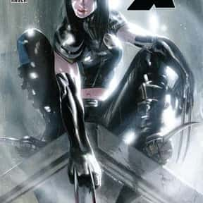 X-23 is listed (or ranked) 12 on the list The Best Female Comic Book Characters