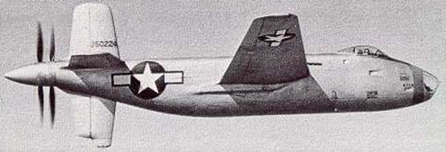 Douglas XB-42 Mixmaster ... is listed (or ranked) 55 on the list List of Douglas Aircraft Company Airplanes and Aircrafts