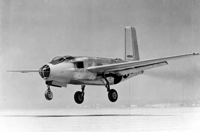 Douglas XB-43 Jetmaster ... is listed (or ranked) 56 on the list List of Douglas Aircraft Company Airplanes and Aircrafts