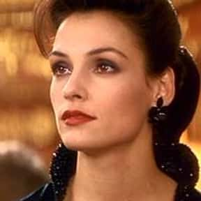 Xenia Onatopp is listed (or ranked) 2 on the list List of GoldenEye Characters