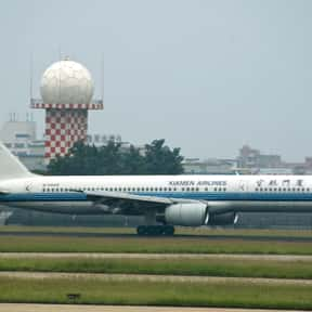 Xiamen Airlines is listed (or ranked) 22 on the list All Chinese Airlines