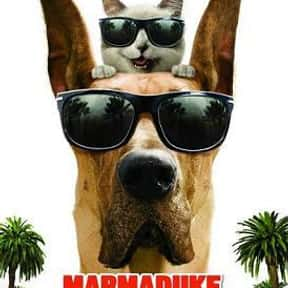 Marmaduke is listed (or ranked) 5 on the list The Funniest Movies About Animals
