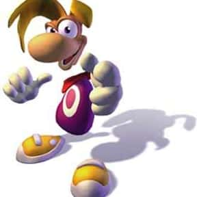 Rayman is listed (or ranked) 14 on the list The Best Jumping Characters in Gaming History