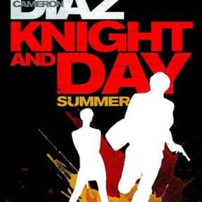 Knight and Day is listed (or ranked) 9 on the list The Greatest Spy Comedy Movies Ever Made