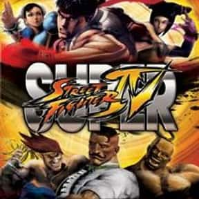 Super Street Fighter IV is listed (or ranked) 5 on the list The Best Xbox 360 Fighting Games of All Time