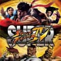 Super Street Fighter IV is listed (or ranked) 20 on the list The Best Fighting Games of All Time