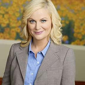 Leslie Knope is listed (or ranked) 6 on the list All Parks And Recreation Characters