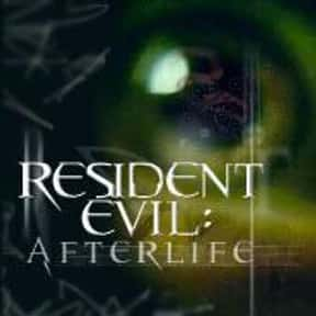 Resident Evil: Afterlife is listed (or ranked) 22 on the list The Best Video Game Movies