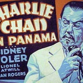 Charlie Chan in Panama is listed (or ranked) 11 on the list The Best Spy Movies of the 1940s