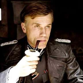 Hans Landa is listed (or ranked) 14 on the list The Greatest Movie Villains Of All Time