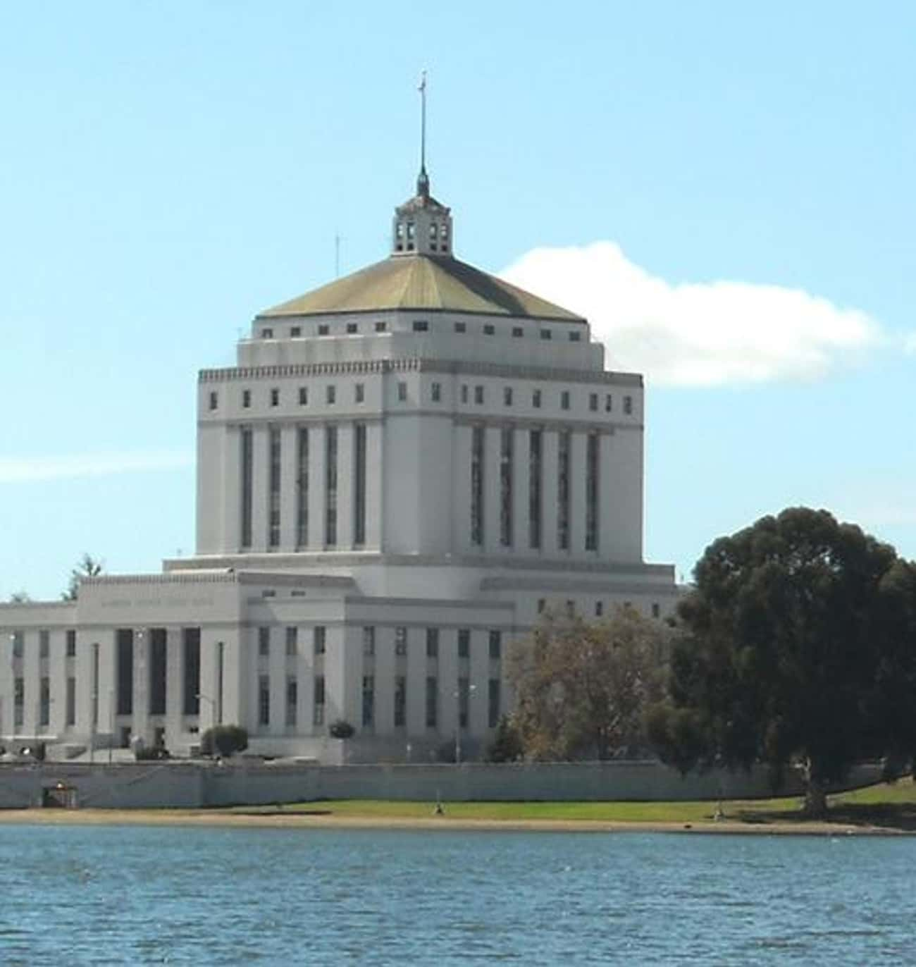 Alameda County Superior Court is listed (or ranked) 2 on the list List of Famous Oakland Buildings & Structures