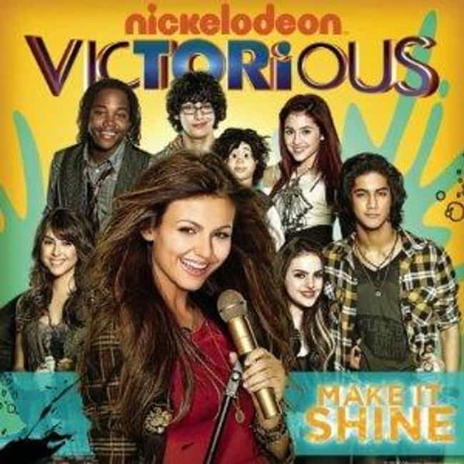 Victorious is listed (or ranked) 4 on the list What To Watch If You Love 'iCarly'
