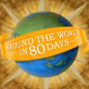Around the World in 80 Days is listed (or ranked) 6 on the list The Best Travel Documentary TV Shows