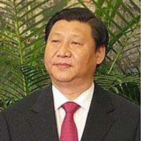 Xi Jinping is listed (or ranked) 7 on the list Who Should Be TIME Magazine's Person of the Year 2015?