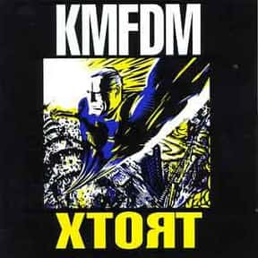 Xtort is listed (or ranked) 3 on the list The Best KMFDM Albums of All Time