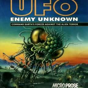 UFO: Enemy Unknown is listed (or ranked) 13 on the list List of All Strategy Video Games