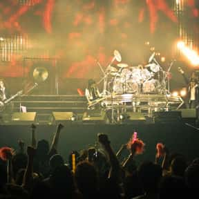 X Japan is listed (or ranked) 6 on the list The Best Asian Bands/Artists