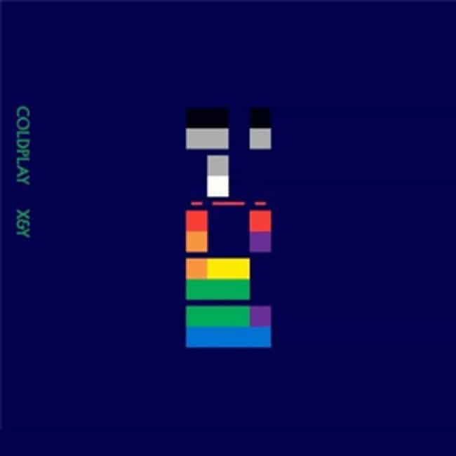 X&Y is listed (or ranked) 3 on the list The Best Coldplay Albums of All Time