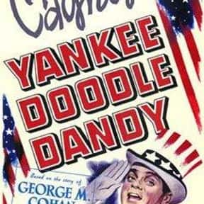Yankee Doodle Dandy is listed (or ranked) 11 on the list The Very Best Classic Musical Movies, Ranked