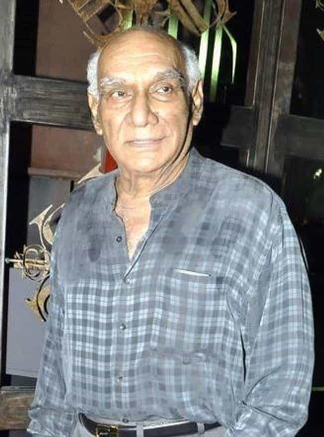 Yash Chopra is listed (or ranked) 4 on the list List of Silsila Movie Writers