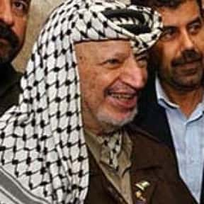 Yasser Arafat is listed (or ranked) 1 on the list Famous Cairo University Alumni