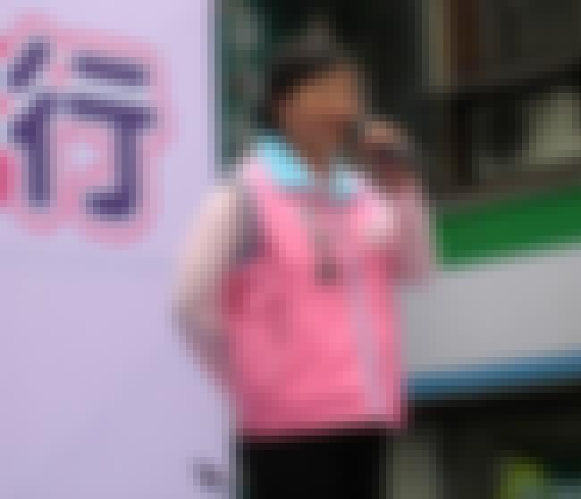 Yeh Chu-lan is listed (or ranked) 6 on the list Famous Fu Jen Catholic University Alumni