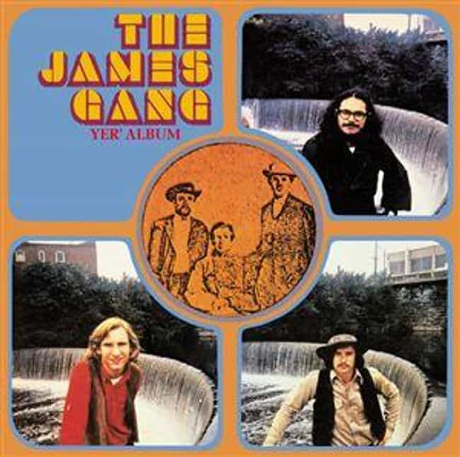 Yer' Album is listed (or ranked) 3 on the list The Best James Gang Albums of All Time