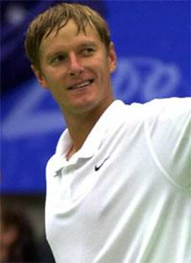 Yevgeny Kafelnikov is listed (or ranked) 4 on the list The Best Tennis Players from Russia