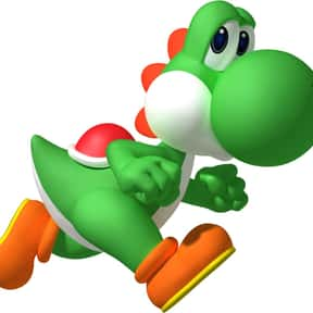 Yoshi is listed (or ranked) 19 on the list The Best Super Smash Brothers 4 Characters (Wii U & 3DS), Ranked