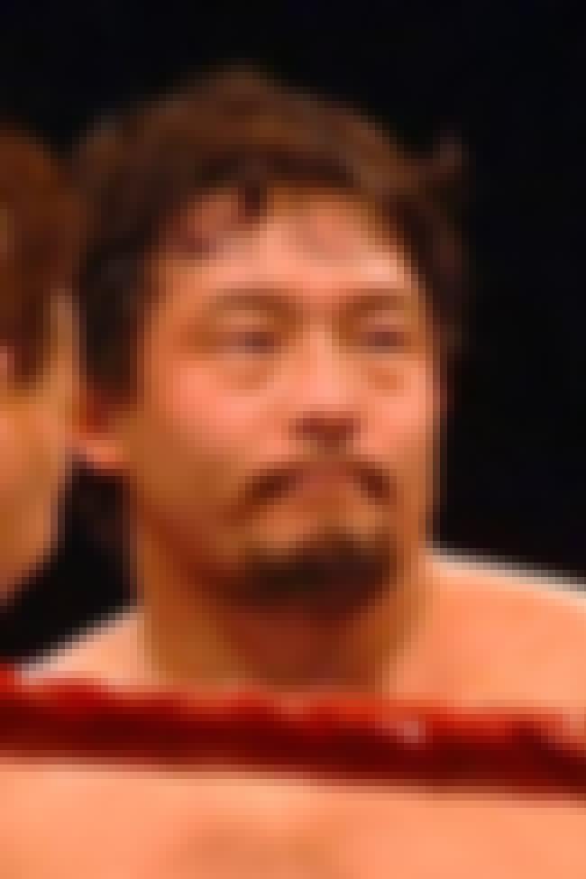Yoshihiro Tajiri is listed (or ranked) 2 on the list The Best WWE Cruiserweight Champions