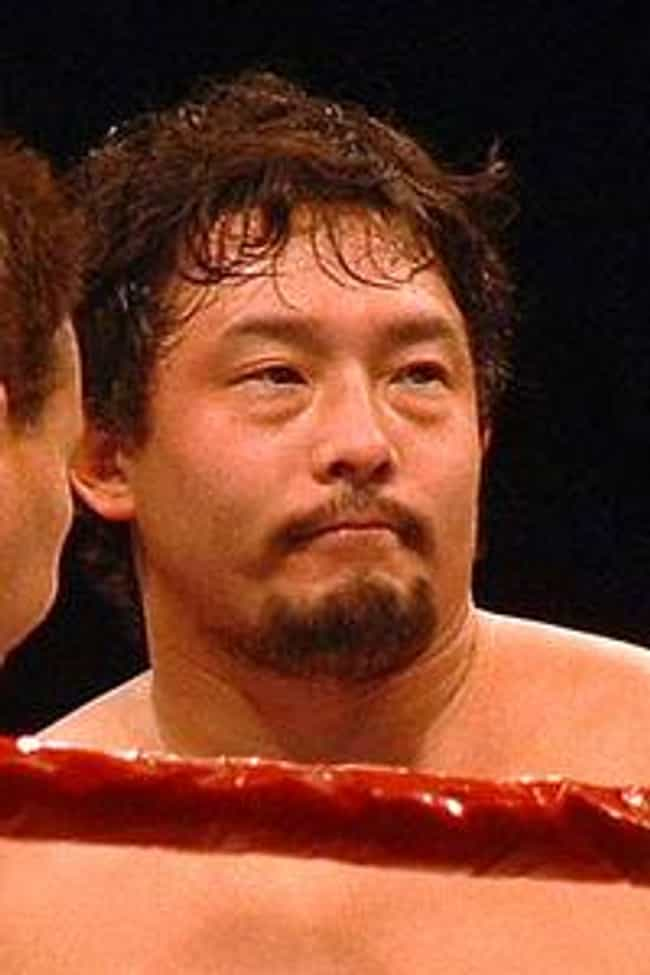 Yoshihiro Tajiri is listed (or ranked) 2 on the list The Best WWE Cruiserweight Champions