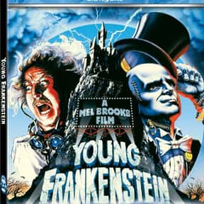 Young Frankenstein is listed (or ranked) 8 on the list The Best Sci Fi Comedy Movies, Ranked