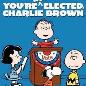 You're Not Elected, Charlie Br is listed (or ranked) 17 on the list The Best 70s Cartoon Movies