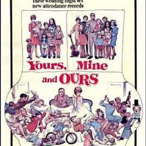 Yours, Mine and Ours is listed (or ranked) 23 on the list The Best Kids Movies of the 1960s