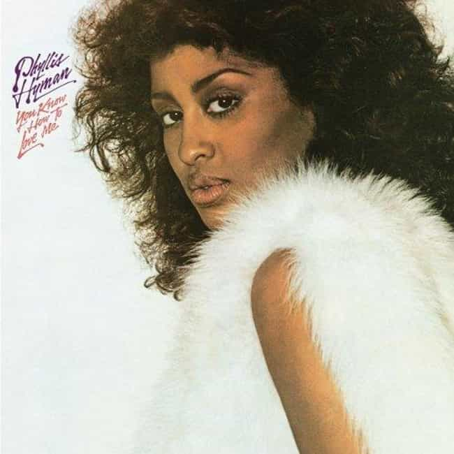 You Know How to Love Me is listed (or ranked) 3 on the list The Best Phyllis Hyman Albums of All Time