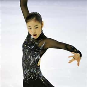 Kim Yuna is listed (or ranked) 1 on the list The Best Olympic Athletes from South Korea
