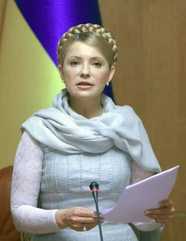 Yulia Tymoshenko is listed (or ranked) 2 on the list Famous Female Economists
