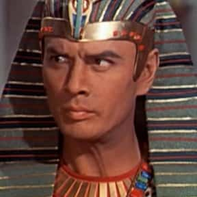 Yul Brynner is listed (or ranked) 2 on the list Popular Film Actors from Switzerland
