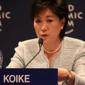 Yuriko Koike is listed (or ranked) 16 on the list Famous Cairo University Alumni