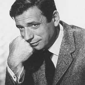 Yves Montand is listed (or ranked) 9 on the list List of Famous Hairdressers