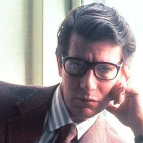 Yves Saint Laurent is listed (or ranked) 4 on the list The Most Influential People in Fashion