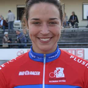 Yvonne Hijgenaar is listed (or ranked) 18 on the list The Best Olympic Athletes in Track Cycling