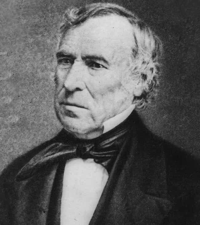 Zachary Taylor is listed (or ranked) 3 on the list Every President Who Owned Slaves