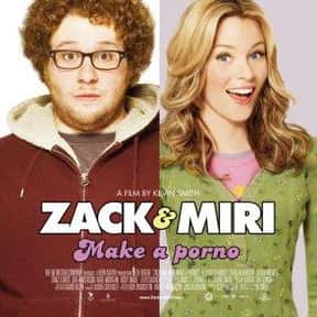 Zack and Miri Make a Porno is listed (or ranked) 24 on the list The Best Comedy Movies on Netflix