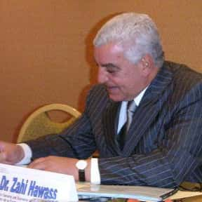 Zahi Hawass is listed (or ranked) 13 on the list Famous People From Egypt
