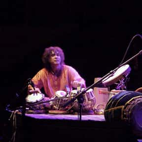 Zakir Hussain is listed (or ranked) 12 on the list The Best Indian Classical Artists