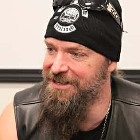 Zakk Wylde is listed (or ranked) 9 on the list Full Cast of Rock Star Actors/Actresses